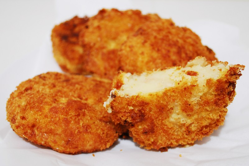 Golden Delights – Croquettes | Lucegraf™