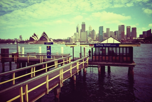 Jeffrey Street Jetty