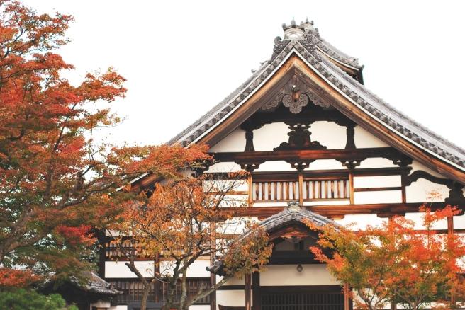 Kodaiji main hall